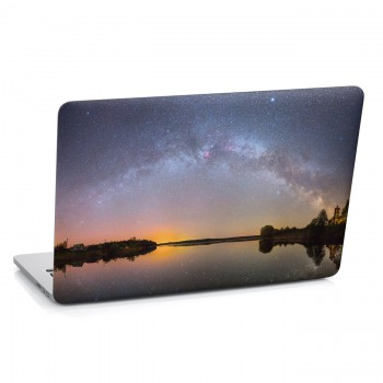 Samolepka na notebook - Noční obloha
