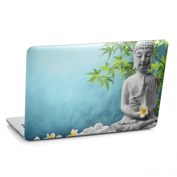 Samolepka na notebook - Budha