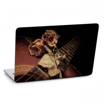 Samolepka na notebook - Růže