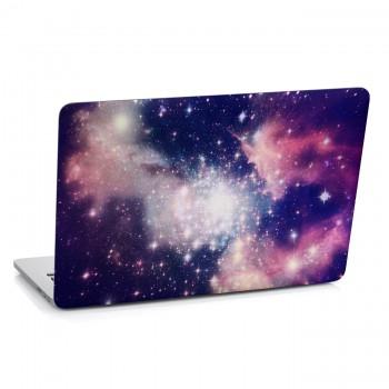 Samolepka na notebook - Vesmír 2