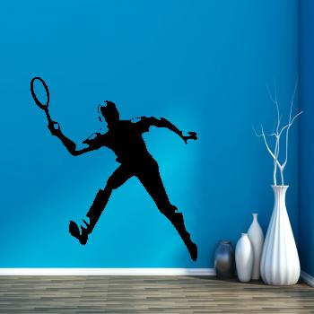 Samolepka na zeď - Tenista