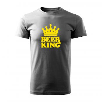 Tričko s potiskem - Beer King