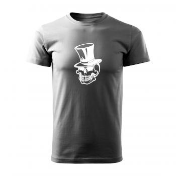 Tričko s potiskem - Lebka
