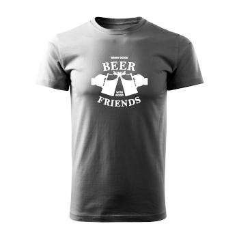 Tričko s potiskem - Beer Friends