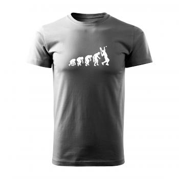 Tričko s potiskem - Tenisová evoluce