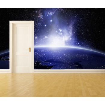 Tapeta - Země galaxie
