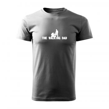 Tričko s potiskem - The Walking Dad