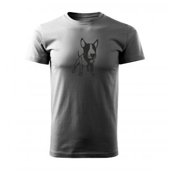 Tričko s potiskem - Anglický bullteriér