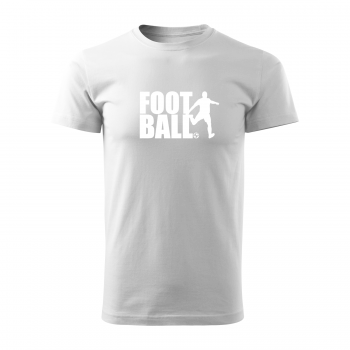 Tričko s potiskem - Football
