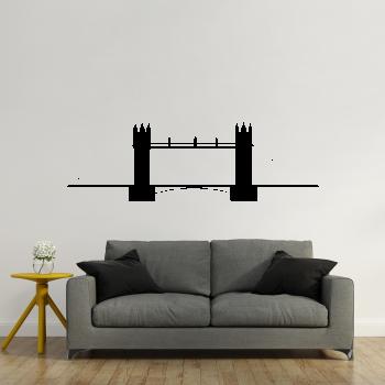 Samolepka na zeď - Tower Bridge