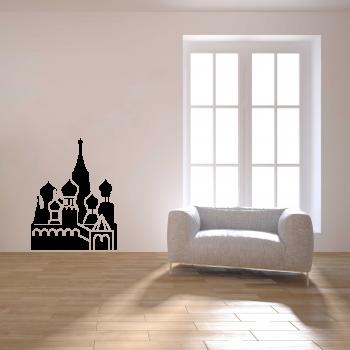 Samolepka na zeď - Kreml