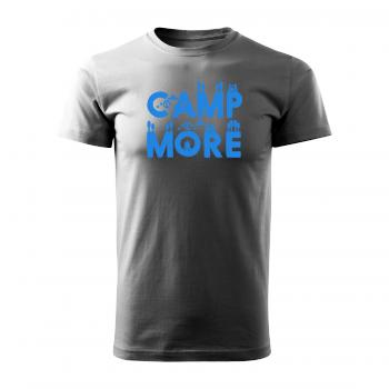 Tričko s potiskem - Camp more