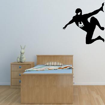 Samolepka na zeď - Spiderman