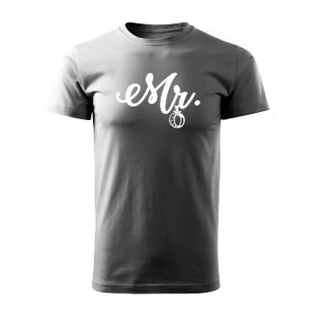 Tričko s potiskem - Mr.