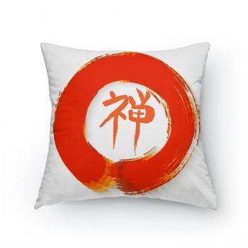 Polštářek - Čínský znak