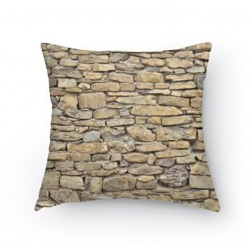 Polštářek - Kamenná zeď