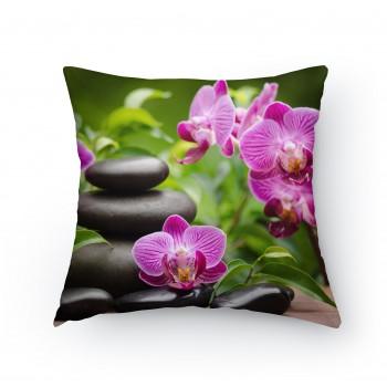 Polštářek - Orchidej