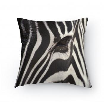 Polštářek - Oko zebry