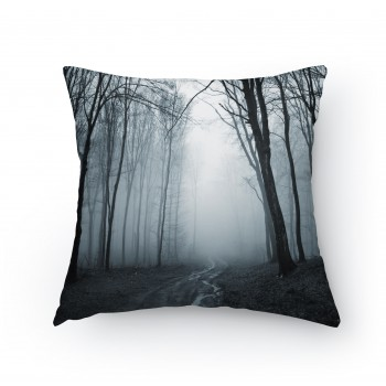 Polštářek - Mlhavý les