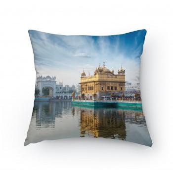 Polštářek - Indická architektura