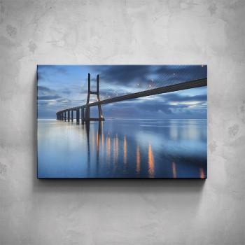 Obraz - Most přes moře