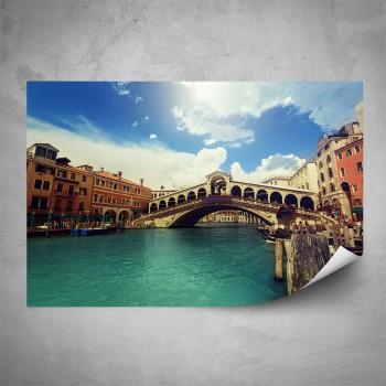 Plakát - Ponte Rialto