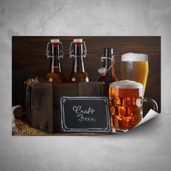 Plakát - Pivní set