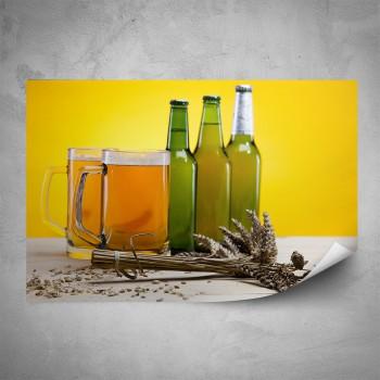 Plakát - Pšeničné pivo