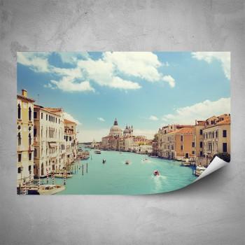 Plakát - Benátky