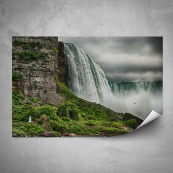 Plakát - Vodopád