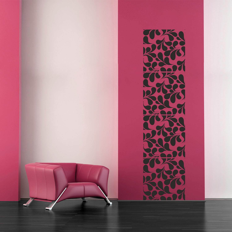 Samolepka na zeď - Dekorace tapety - 220x58 cm - PopyDesign