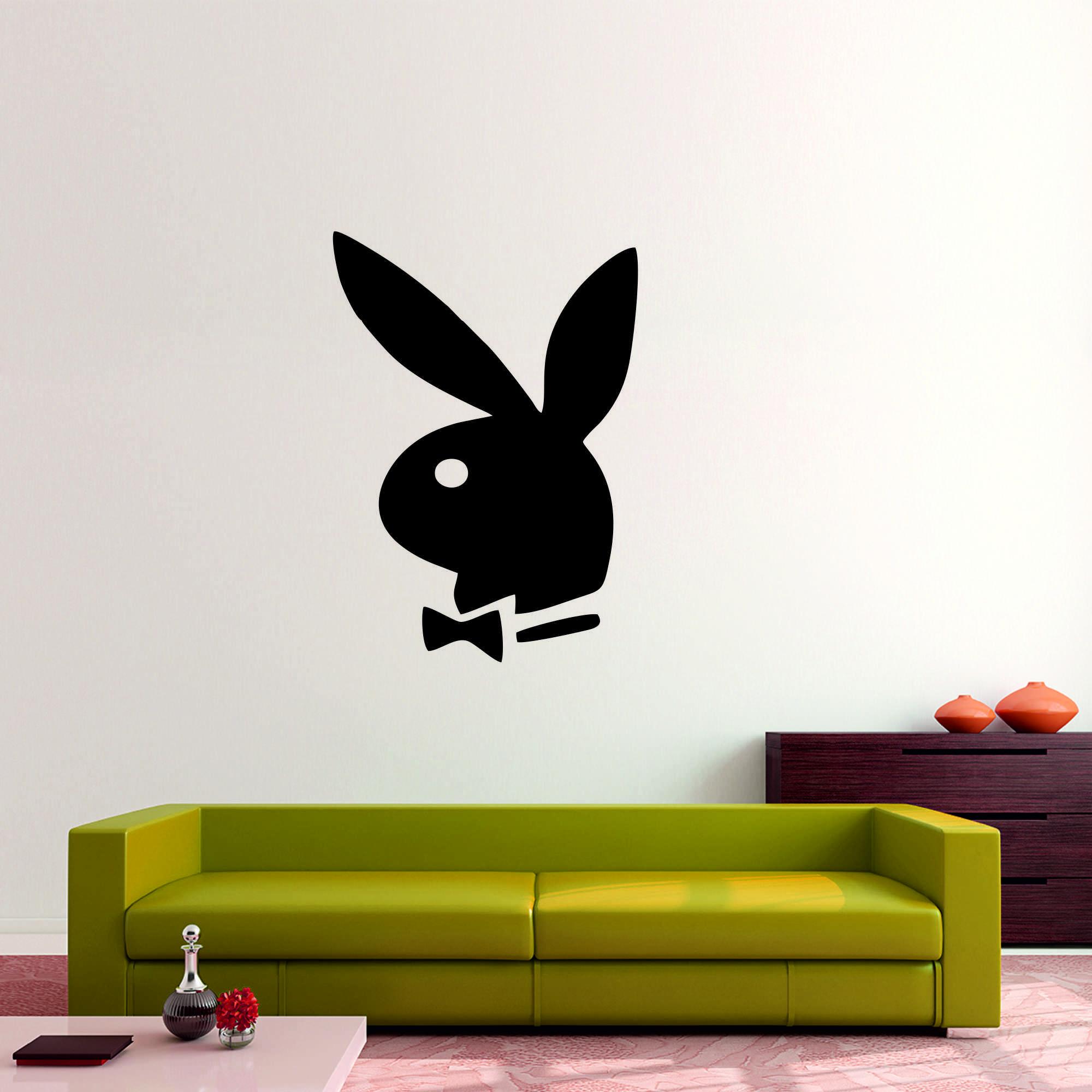 Samolepka na zeď - Playboy - 86x120 cm - PopyDesign