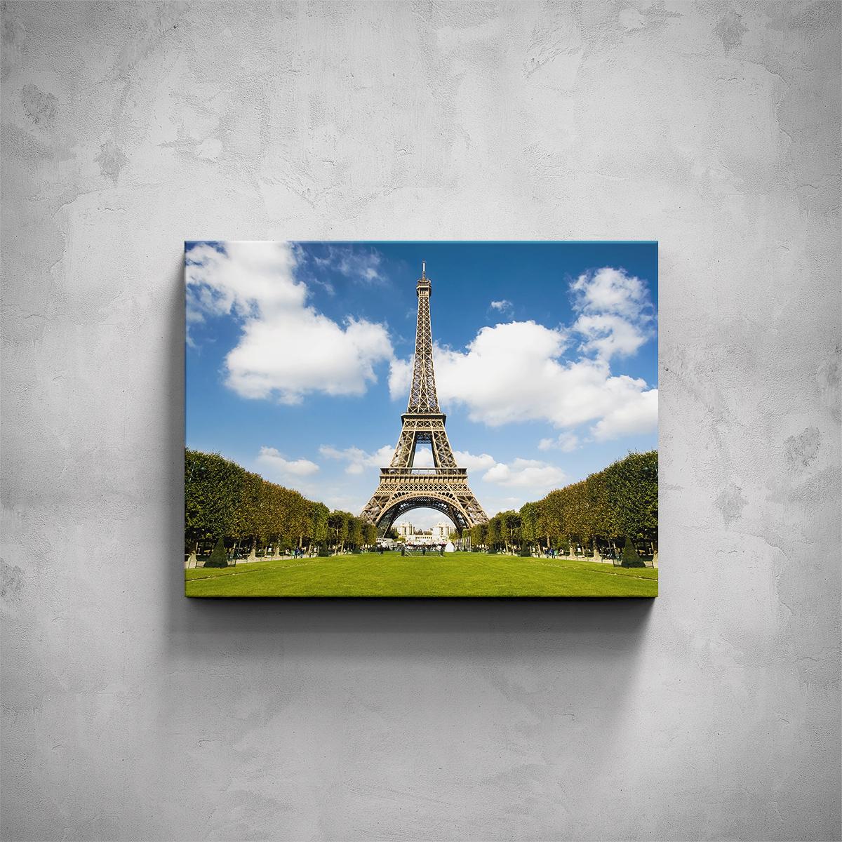 Obraz - Eiffelova věž - PopyDesign