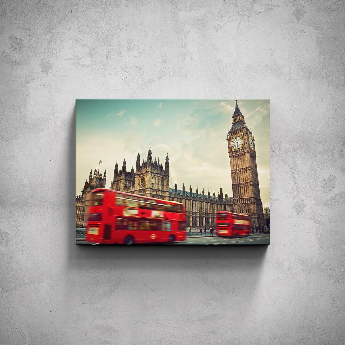Obraz - Big Ben Londýn - PopyDesign
