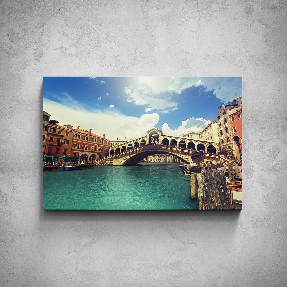 Obraz - Benátky - PopyDesign