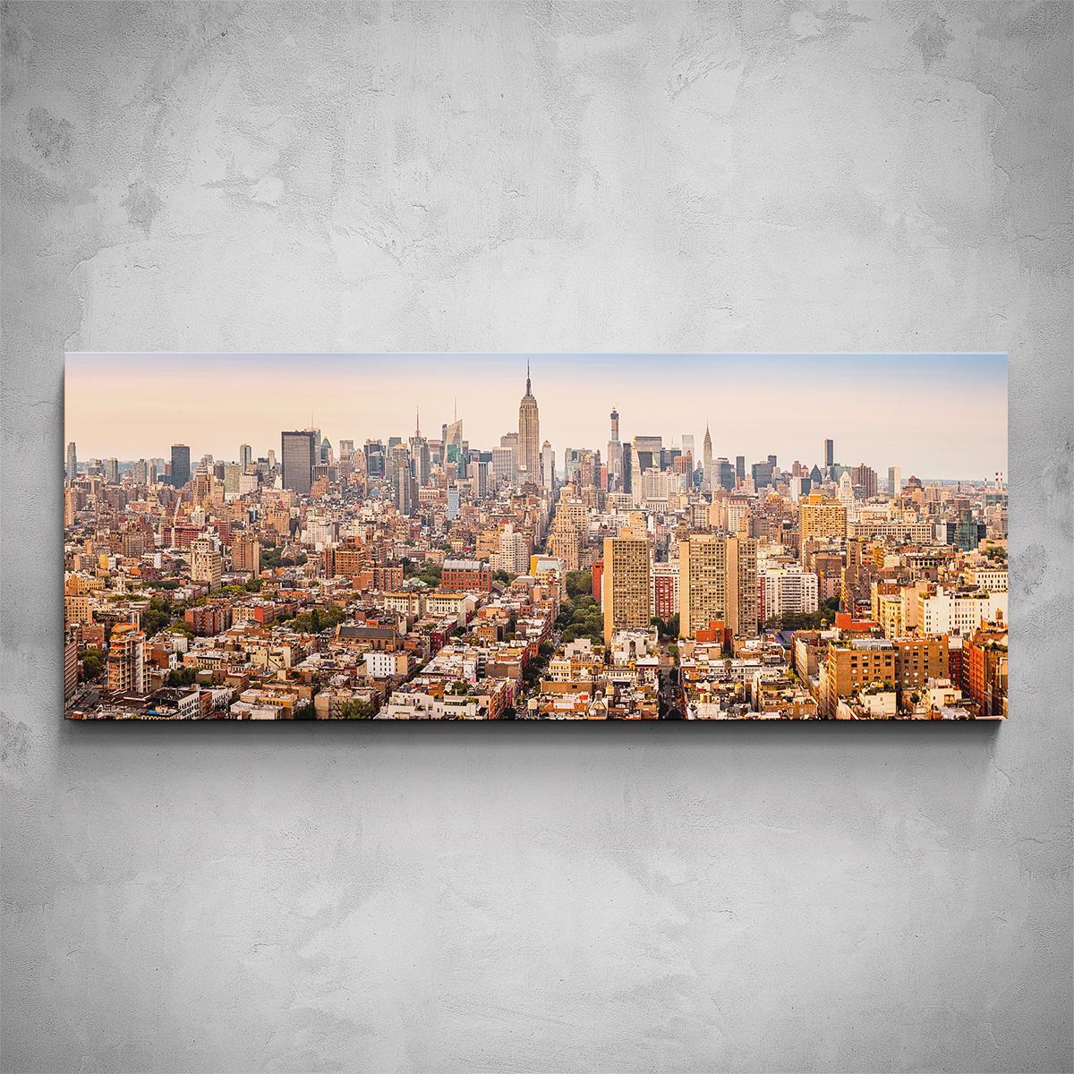 Obraz - New York Down Town - PopyDesign
